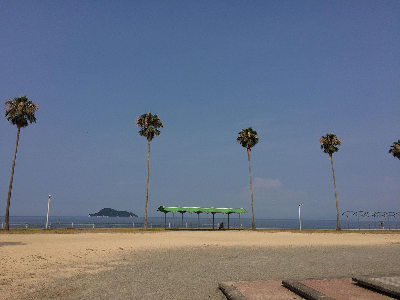 みとん今治,桜井海浜ふれあい広場,桜井,公園