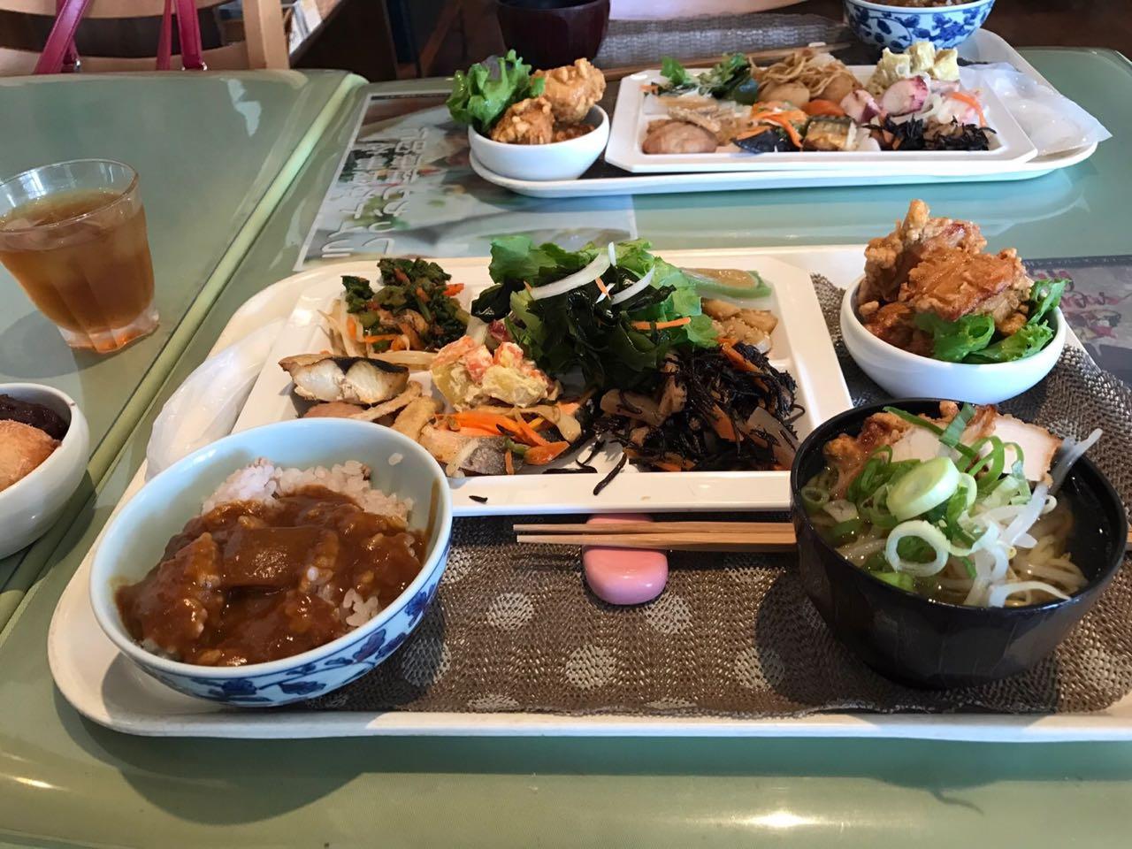 みとん今治,ティア家族のテーブル,喜田村,自然食,ランチ