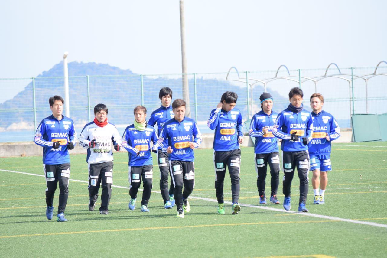 みとん今治,FC今治,2017,新シーズン,桜井ふれあい海浜広場,金井龍生