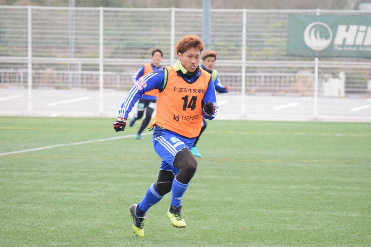 みとん今治,FC今治,2017,JFL,斉藤誠治