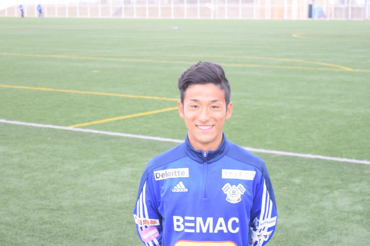 みとん今治,FC今治,2017,JFL,渡邉亮太
