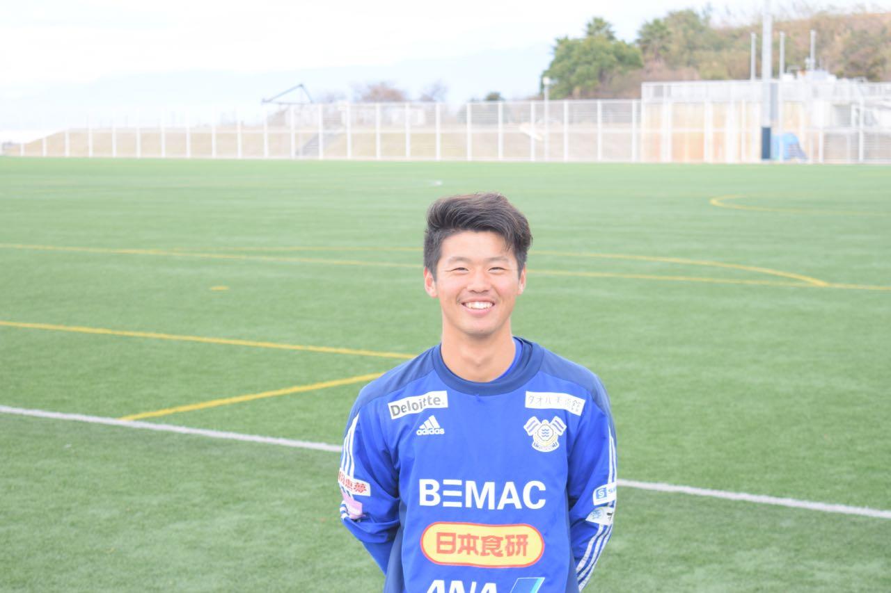 みとん今治,FC今治,2017,JFL,今川正樹