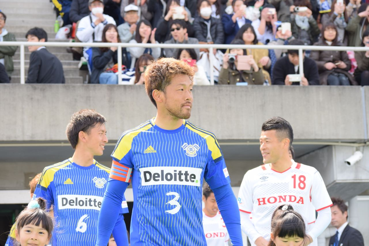 みとん今治,FC今治,西条市ひうち,サッカー,JFL,金井