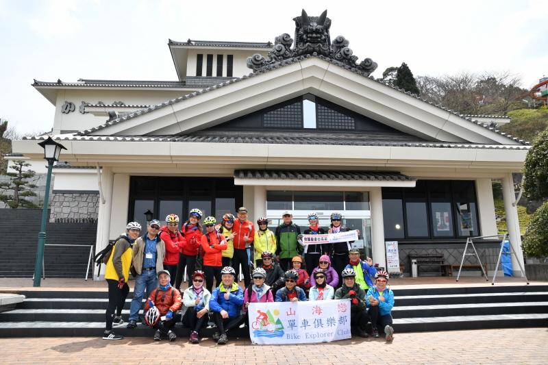 みとん今治,サイクリスト,Shimanami1778,台湾,菊間
