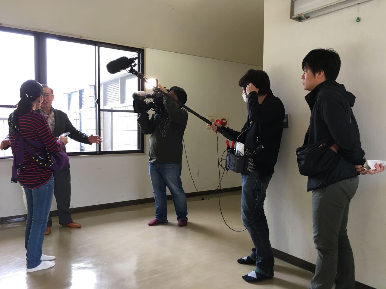 みとん今治,NHK,取材