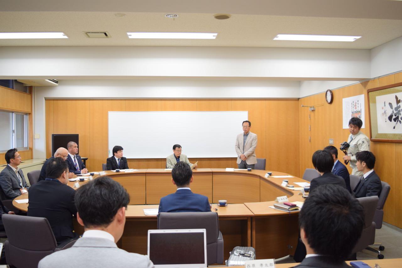 みとん今治,BCU,bari challenge university,総会,FC今治,イベント
