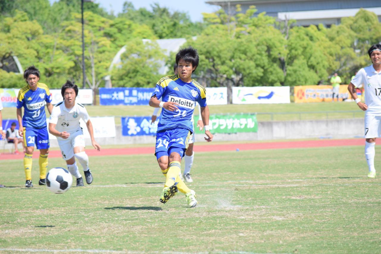 みとん今治,FC今治,JFL,サッカー,尾道市,三田