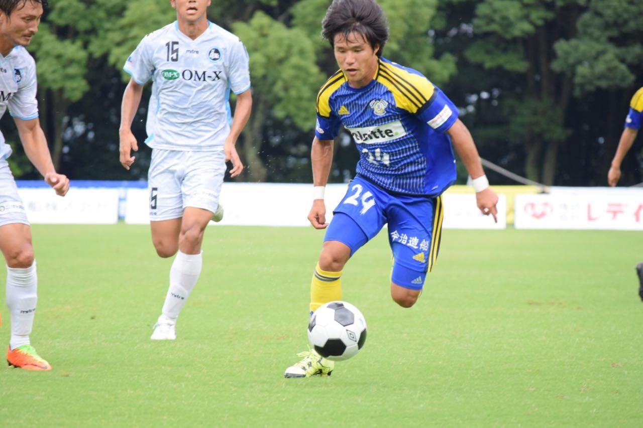 みとん今治,FC今治,JFL,サッカー,三田