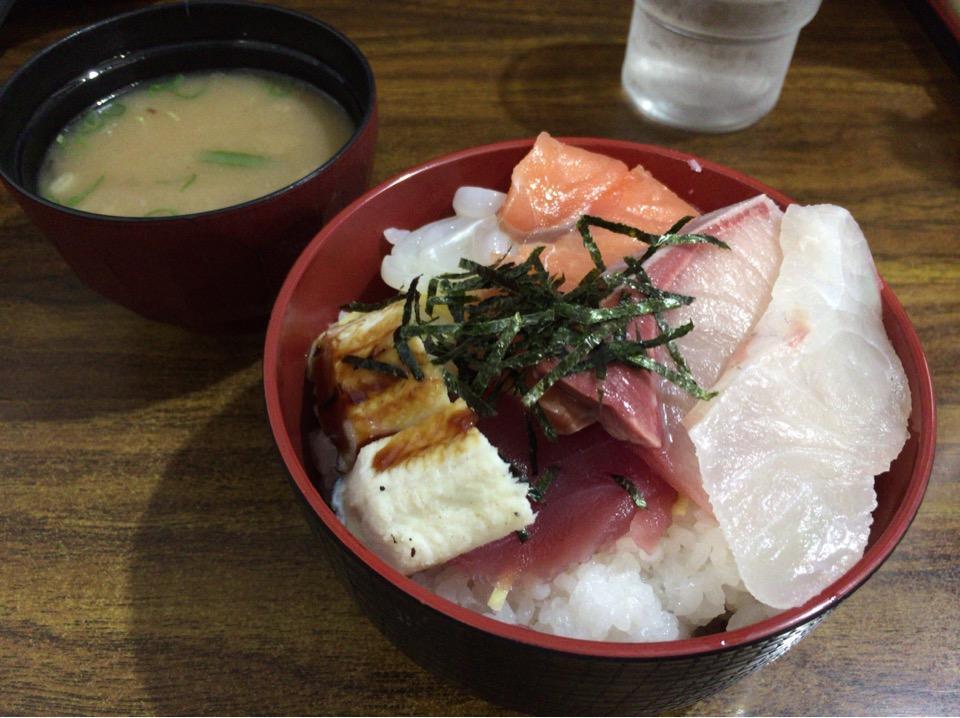 みとん今治,大漁,大三島,海鮮丼