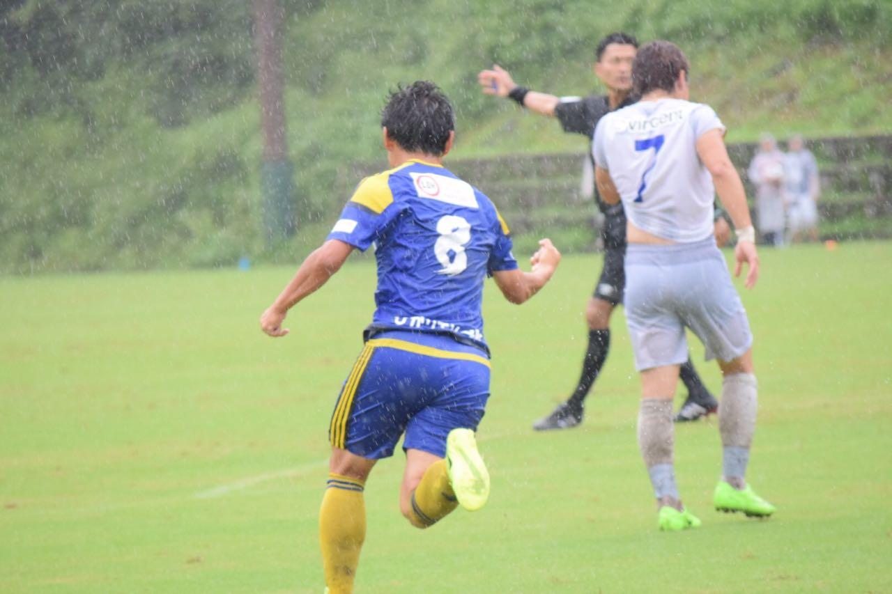 みとん今治,FC今治,JFL,サッカー,上村