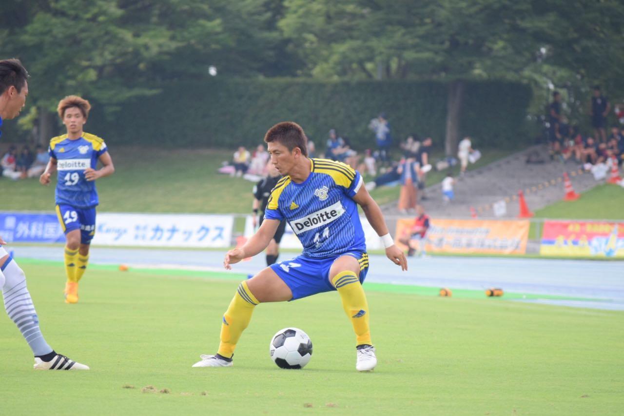 みとん今治,FC今治,JFL,サッカー,佐保