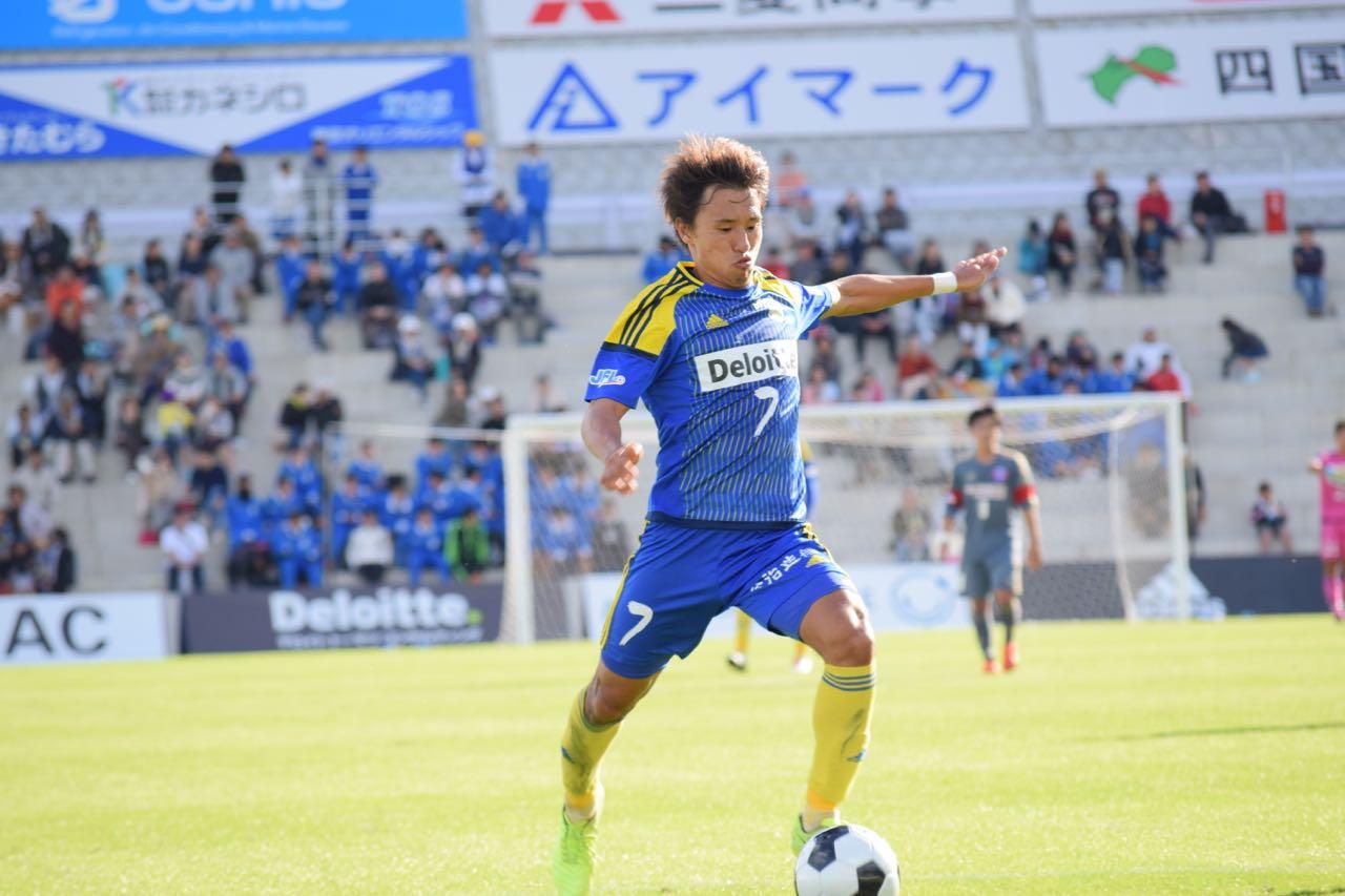 みとん今治,FC今治,JFL,サッカー,夢スタ,片岡