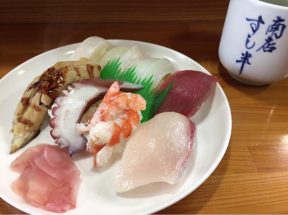 みとん今治,すし半,ランチ,寿司,美須賀町