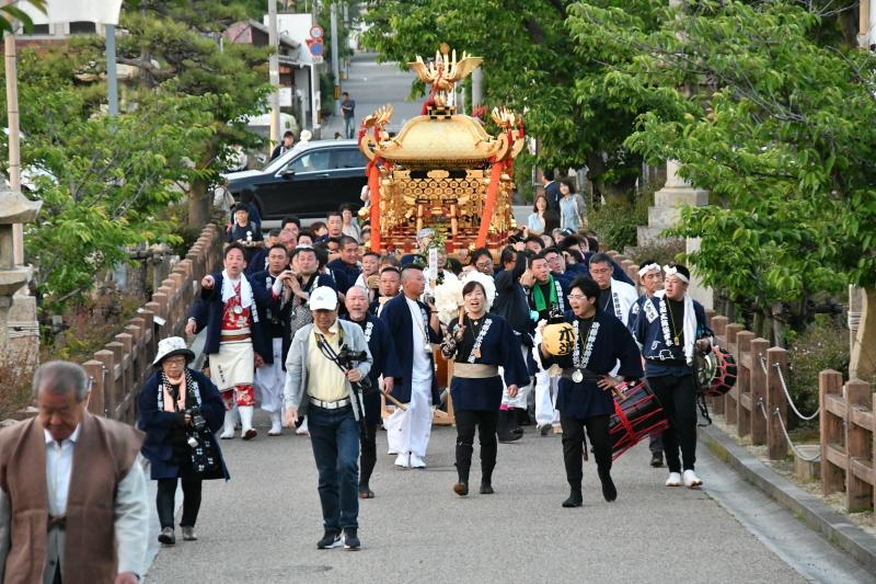 みとん今治,吹揚神社大祭,イベント,お祭り