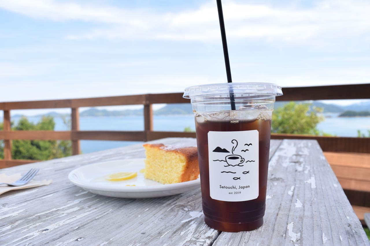 ehime,imabari,shimanamicoffee,しまなみコーヒー,しまなみ海道,みとん今治,カフェ,今治,多島美,大三島,愛媛,絶景