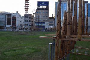 ehime,imabari,いまばりあかりARTプロジェクト,みとん今治,今治,愛媛,放置竹林,竹アート,芝っち広場